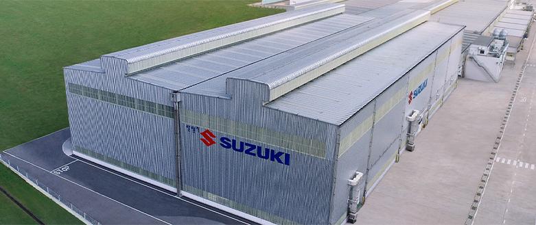 ซูซูกิ โรงงานและสำนักงานใหญ่