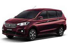 New Suzuki Ertiga