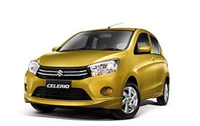 All New Suzuki Celerio