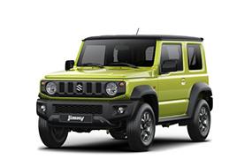 All New Suzuki Jimny