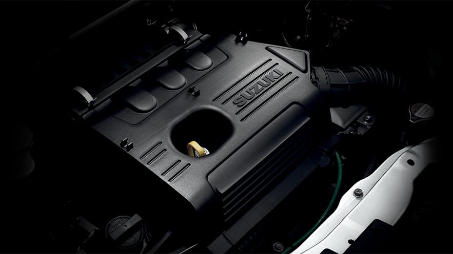 SUZUKI CELERIO The 12-valve K10B Engine