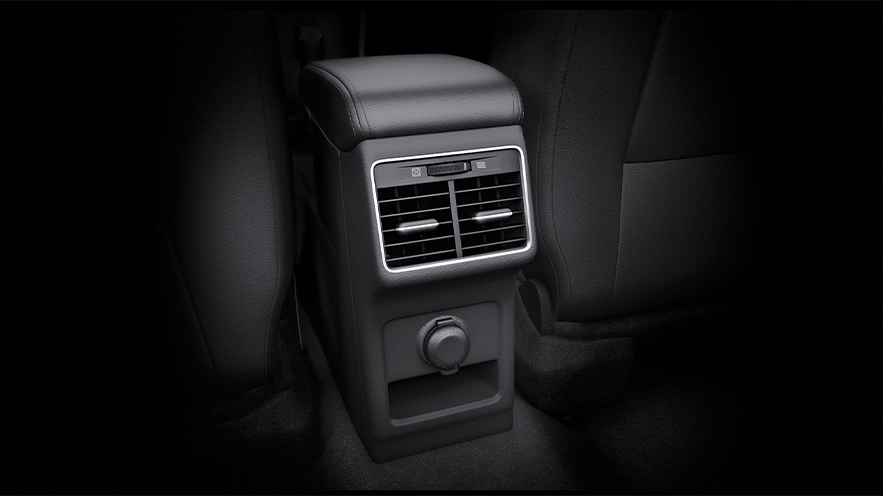 SUZUKI CIAZ Air Conditioning