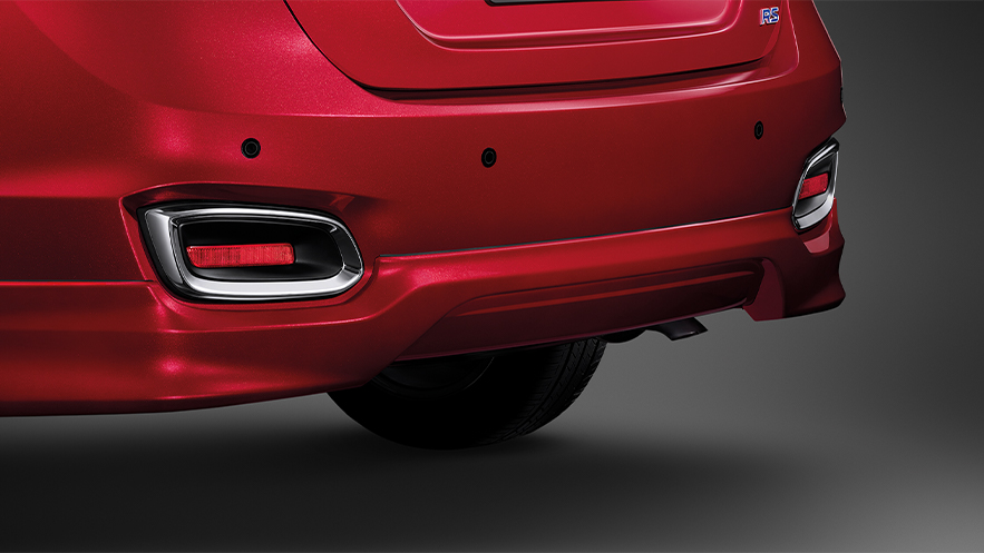 SUZUKI CIAZ Parking and Reversing Sensors