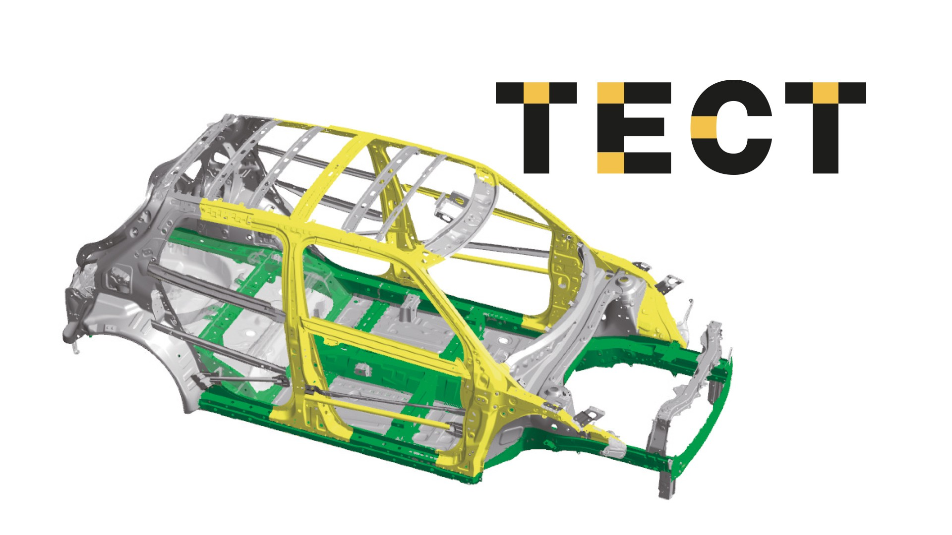 TECT vehicle structure