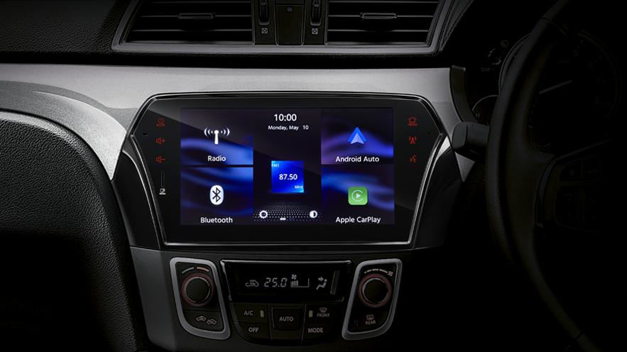Suzuki Smart Connect Apple CarPlay