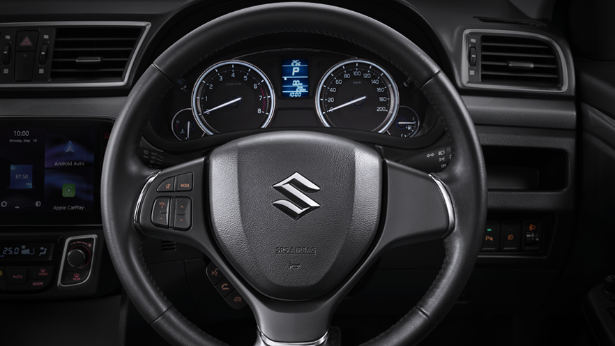SUZUKI CIAZ Steering Wheel