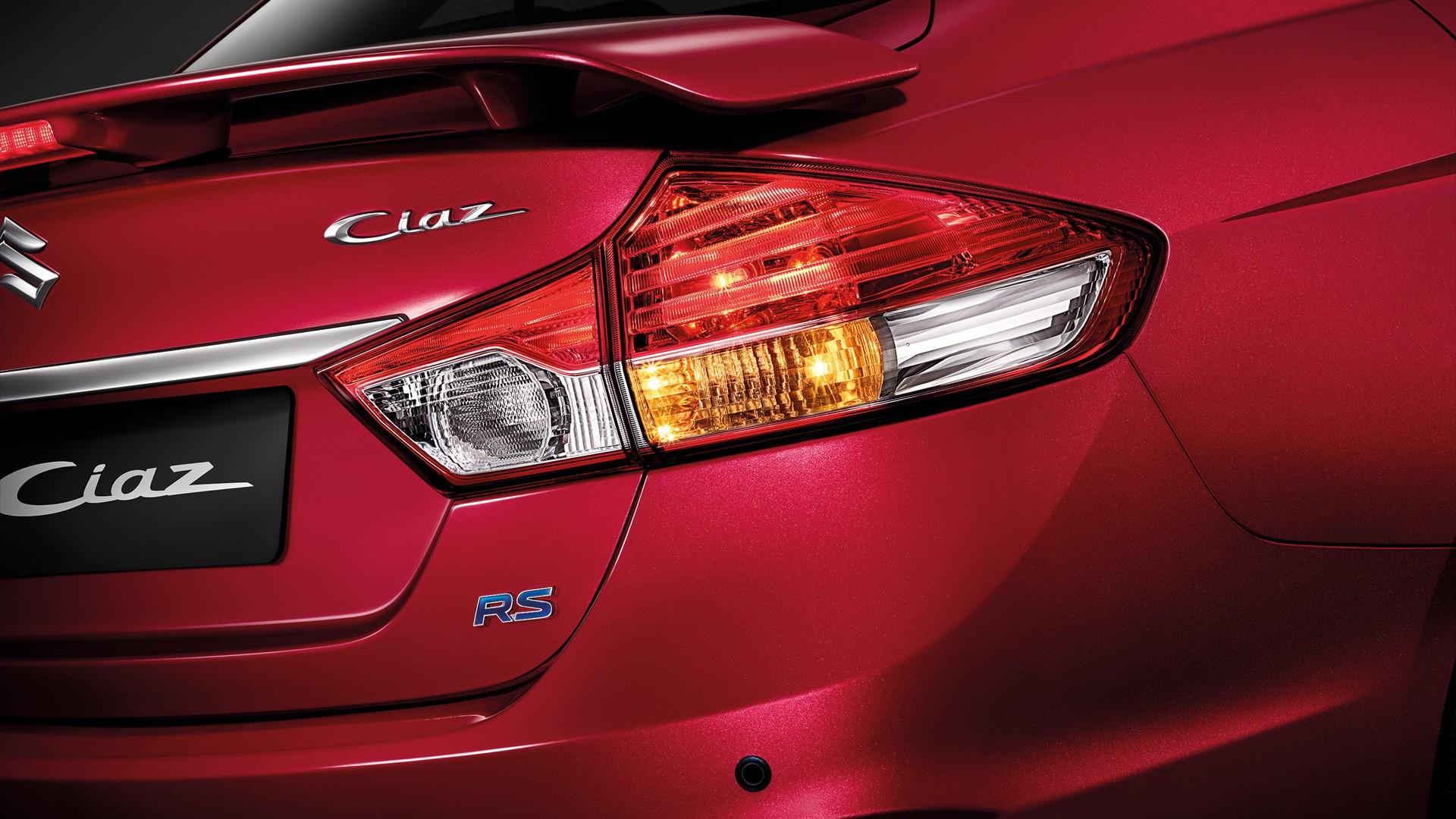 Suzuki Ciaz ไฟท้ายดีไซน์โดดเด่น