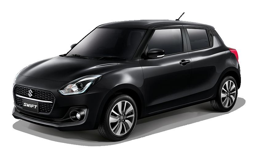 New Suzuki Swift Super Black Pearl (ZTT)