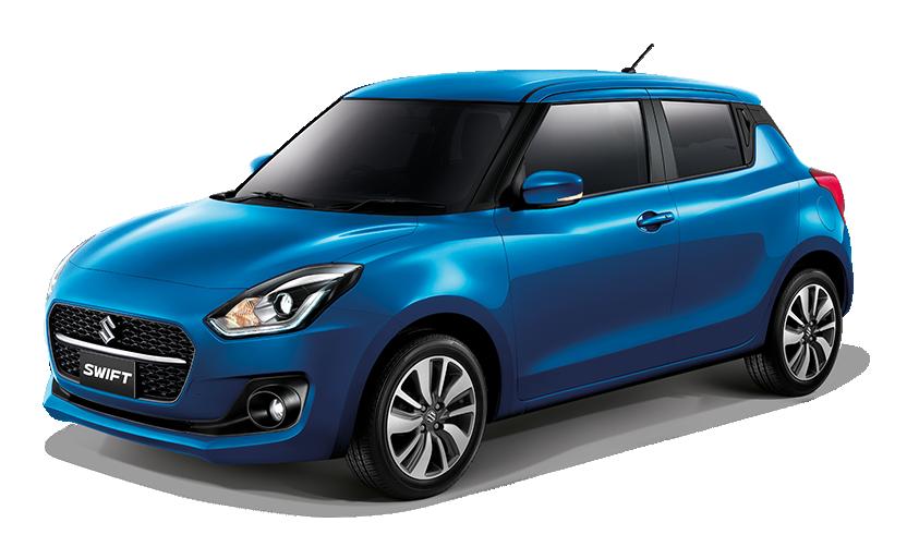 New Suzuki Swift Speedy Blue Metallic (ZYH)